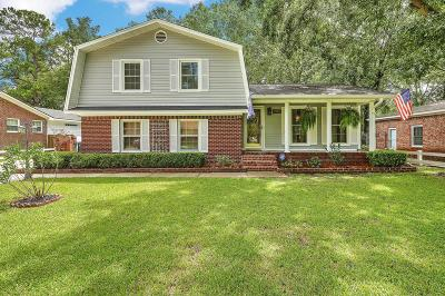 Summerville Single Family Home For Sale: 204 Heber Road