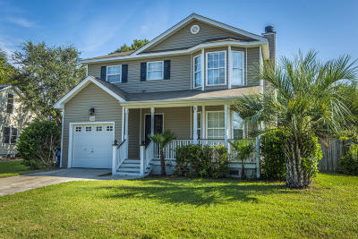 Charleston Single Family Home For Sale: 1326 Mapleton Avenue