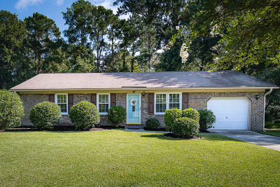 Summerville Single Family Home For Sale: 114 Lisa Drive