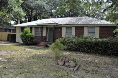 Summerville Single Family Home For Sale: 113 Owens Circle