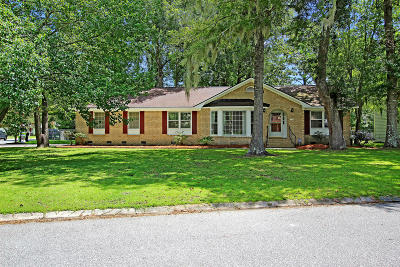 Summerville Single Family Home For Sale: 213 Blue Heron Drive