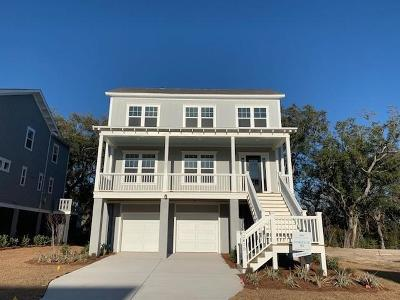 Mount Pleasant SC Single Family Home For Sale: $725,270