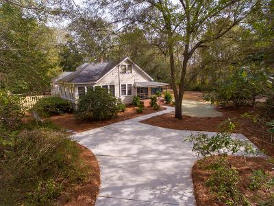 Charleston Single Family Home For Sale: 1224 Ashley Hall Road