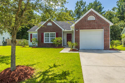 Summerville Single Family Home For Sale: 5041 Thornton Drive