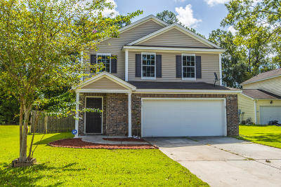 Goose Creek Single Family Home For Sale: 118 Farm Quarters Drive