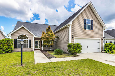 Summerville Single Family Home Contingent: 103 Cableswynd Way