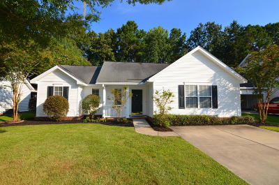 Charleston Single Family Home Contingent: 531 Hainsworth Drive