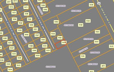 Residential Lots & Land For Sale: 5034 Delta Street