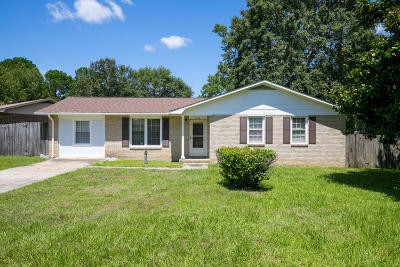 North Charleston Single Family Home Contingent: 7648 Linsley Drive