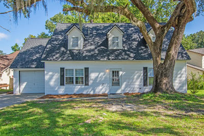 Charleston Single Family Home For Sale: 117 Old Saybrook Road