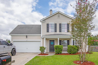 Summerville Single Family Home For Sale: 115 Glenlivet Court
