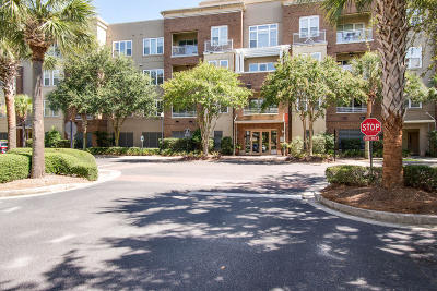Berkeley County, Charleston County Attached For Sale: 200 River Landing Drive #308d