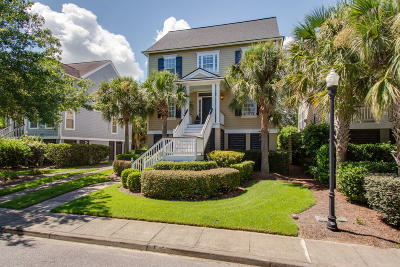 Charleston Single Family Home For Sale: 403 Milner Court