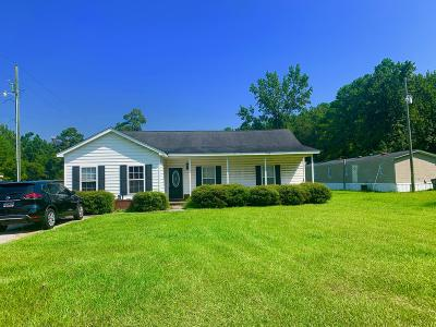 Goose Creek Single Family Home For Sale: 541 Old Back River Road