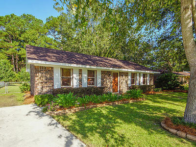 Summerville Single Family Home For Sale: 212 Ruth Anne Drive