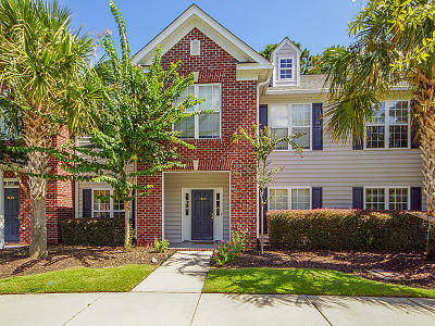 Mount Pleasant SC Attached For Sale: $274,900