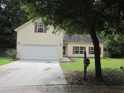 North Charleston Single Family Home For Sale: 8333 Berringer Bluff