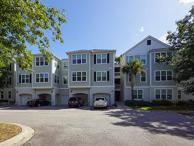 Charleston County Attached For Sale: 60 Fenwick Hall Allee Alley #531