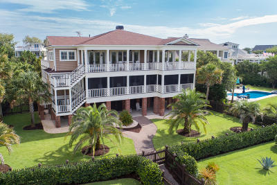 Isle Of Palms SC Single Family Home For Sale: $4,800,000