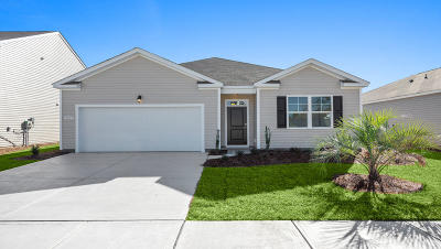 Ladson Single Family Home Contingent: 4830 Meeting Oaks Drive