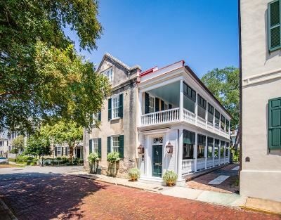 Charleston Single Family Home For Sale: 26 Church Street