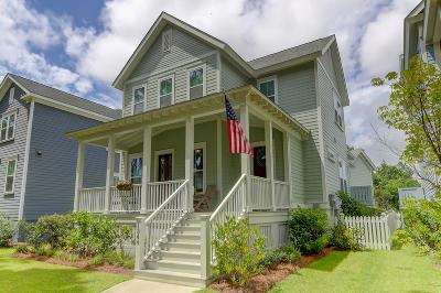 Single Family Home For Sale: 1344 Seaside Plantation Drive