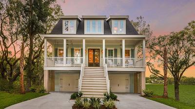 Single Family Home For Sale: 2510 Bullock Gaurd Trail