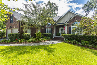 Goose Creek Single Family Home Contingent: 119 Tunstall Drive