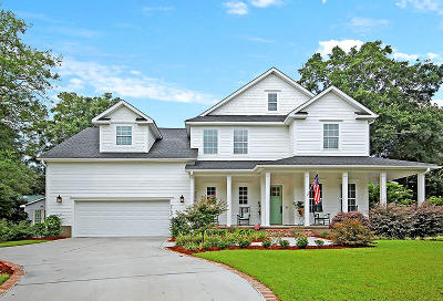 Single Family Home For Sale: 2153 Fort Pemberton Drive