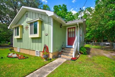 North Charleston Single Family Home Contingent: 2702 Decatur Street