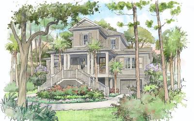 Single Family Home For Sale: 2741 Seabrook Island Road