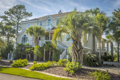Isle Of Palms SC Single Family Home For Sale: $1,449,000