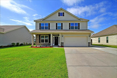 North Charleston Single Family Home Contingent: 7641 High Maple Circle