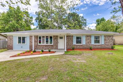 Goose Creek Single Family Home Contingent: 120 Jean Wells Drive