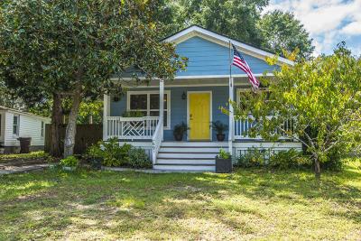 Mount Pleasant Single Family Home Contingent: 691 Kent Street