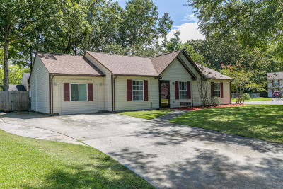 Goose Creek Single Family Home Contingent: 802 Southall Court