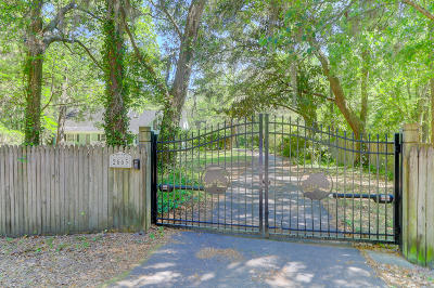 Single Family Home For Sale: 2663 Starfish Drive