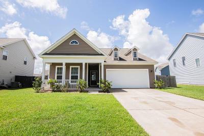 Moncks Corner Single Family Home For Sale: 131 Cypress Plantation Road