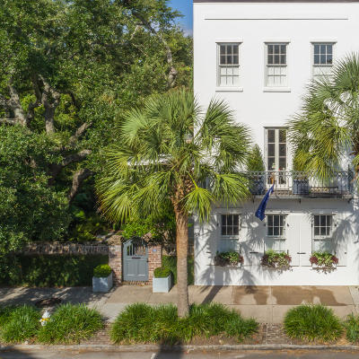 Charleston SC Single Family Home Contingent: $3,495,000