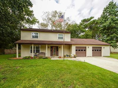 Charleston Single Family Home For Sale: 43 Peppertree Lane