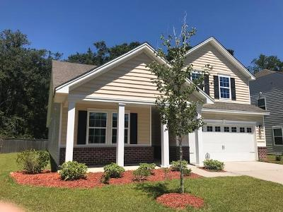 Ladson Single Family Home For Sale: 9707 Black Willow Lane