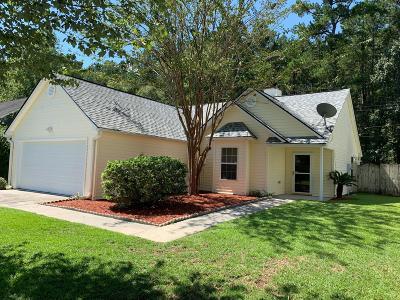 Summerville Single Family Home Contingent: 206 Apache Drive