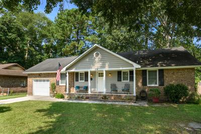 Ladson Single Family Home Contingent: 214 Sandra Lane