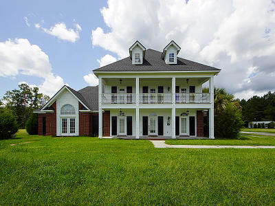 Single Family Home For Sale: 812 Wright Road