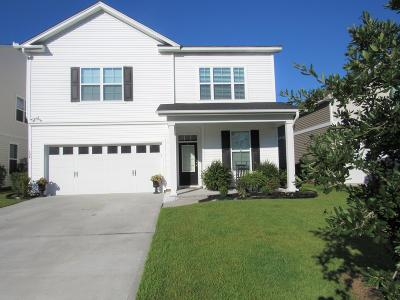 Summerville Single Family Home For Sale: 104 Sago Court