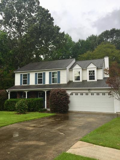 Goose Creek Single Family Home For Sale: 109 Mallock Court