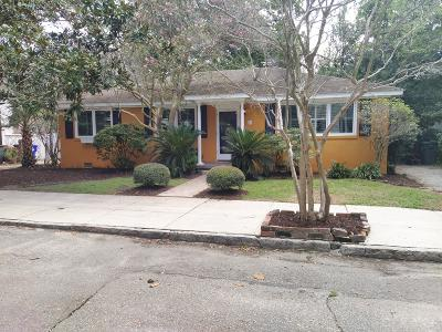 Charleston SC Single Family Home Contingent: $617,000