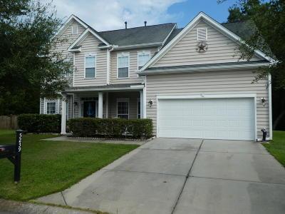 Summerville Single Family Home Contingent: 5239 Lenora Drive