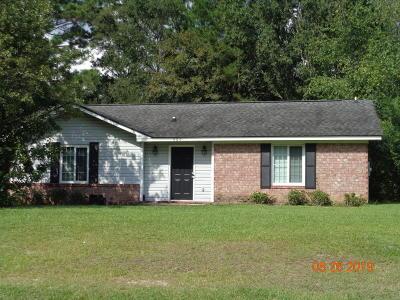 Goose Creek Single Family Home Contingent: 506 Bayshore Boulevard