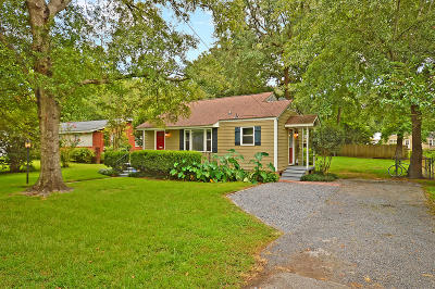 North Charleston Single Family Home For Sale: 1167 Sherwood Street
